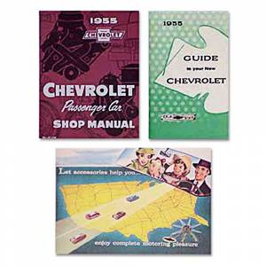 Classic Tri-Five Parts Online Catalog - Books & Manuals