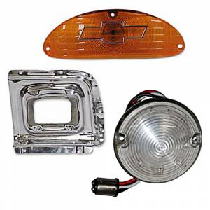 Tri-Five - Exterior Parts & Trim - Parklight Parts