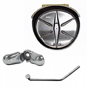 Exterior Restoration Parts & Trim - Trunk Parts - Spare Tire Holddown Parts