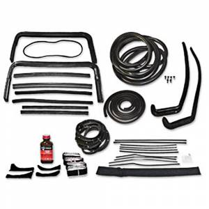 Tri-Five - Weatherstriping & Rubber Parts - Weatherstrip Kits