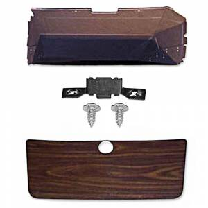 Classic Chevy & GMC Truck Restoration Parts - Interior Restoration Parts & Trim - Glove Box Parts