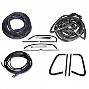 Classic Chevy & GMC Truck Restoration Parts - Weatherstripping & Rubber Restoration Parts - Weatherstrip Kits