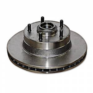Chevelle - Brake Parts - Brake Rotors & Drums