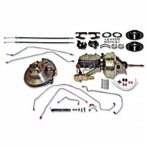 Classic Chevelle, Malibu, & El Camino Restoration Parts - Brake Restoration Parts - Disc Brake Conversion Kits