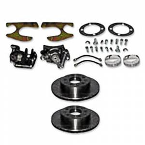 Classic Chevelle, Malibu, & El Camino Restoration Parts - Brake Restoration Parts - Disc Brake Conversion Parts