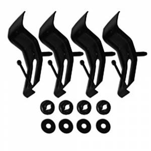 Exterior Parts & Trim - Clip Sets - Tailgate Molding Clips