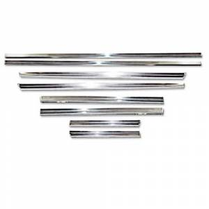 Chevelle - Side Trim Moldings - Side Molding Sets