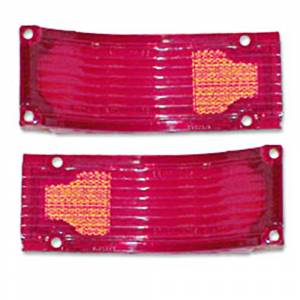 Chevelle - Taillight Parts - Taillight Lenses