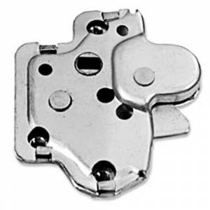 Chevelle - Trunk Parts - Trunk Latch Parts