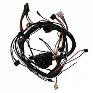 Wiring & Electrical Restoration Parts - Factory Fit Wiring - Cowl Induction Harnesses