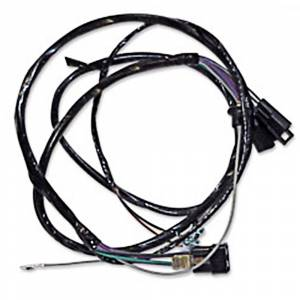 Chevelle - Wiring - Dome Light Harnesses