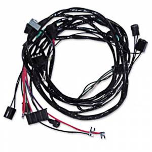 Chevelle - Wiring - Front Light Harnesses