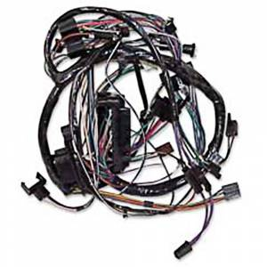 Wiring & Electrical Restoration Parts - Factory Fit Wiring - Under Dash Harnesses