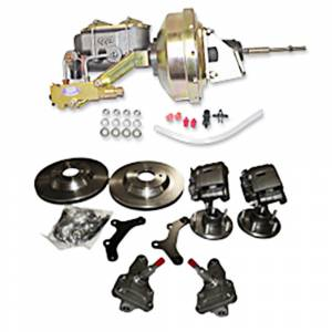 Nova - Brake Parts - Disc Brake Conversion Kits