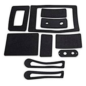 AC/Heater Parts - Factory AC/Heater Parts - Heater Seals