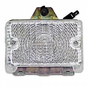 Exterior Parts & Trim - Parklight Parts - Parklight Assemblies