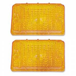 Exterior Parts & Trim - Parklight Parts - Parklight Lenses