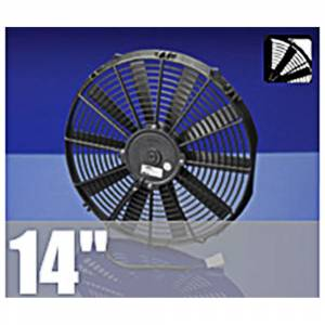 Nova - Radiator Parts - Electric Fan Kits