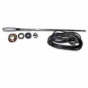 Classic Nova & Chevy II Restoration Parts - Radio & Audio Restoration Parts - Antennas