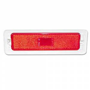 Nova - Side Marker Light Parts - Side Marker Light Lens