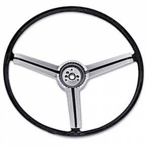 Interior Parts & Trim - Steering Column Parts - Steering Wheels