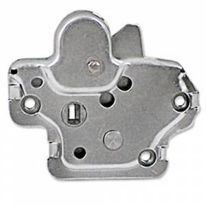 Exterior Parts & Trim - Trunk Parts - Trunk Latch Parts