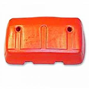 Interior Restoration Parts & Trim - Armrest Parts - 1967-72 Arm Rests