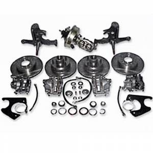 Classic Chevy & GMC Parts Online Catalog - Brake Parts - Disc Brake Conversion Kits