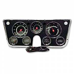 Interior Parts & Trim - Dash Parts - Factory Gauge Assemblies