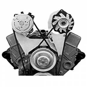 Truck - Engine Bracket Kits - Alternator Mounting Brackets