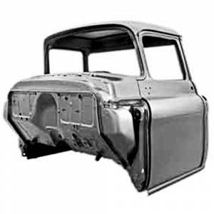 Truck - Sheet Metal Body Panels - Cab Assemblies