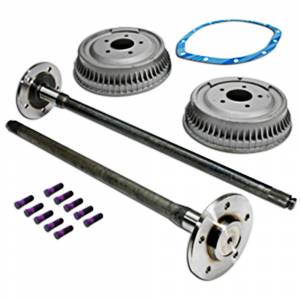 Truck - Suspension Parts - Axle Conversion Kits