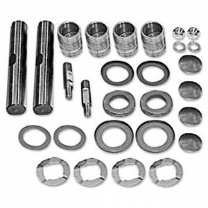 Classic Chevy & GMC Truck Restoration Parts - Chassis & Suspension Restoration Parts - King Pin Bushings