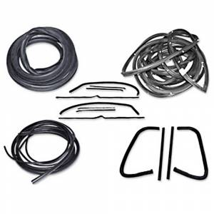 Truck - Weatherstrip Kits - Deluxe Weatherstrip Kits
