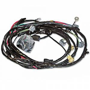 Front Light Wiring Harnesses