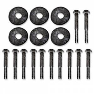Weatherstripping & Rubber Restoration Parts - Rubber Body Mounts - Body Mount Bolt Kits