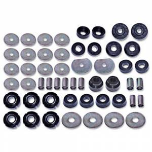 Weatherstripping & Rubber Restoration Parts - Rubber Body Mounts - Body Mounts (Urethane)