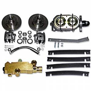 Impala - Brake Parts - Disc Brake Conversion Kits