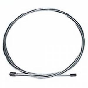 Impala - Brake Parts - Emergency Brake Cables