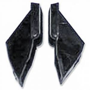 Impala - Bumpers (Rubber) - Window Bumpers