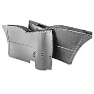Tri-Five - Arm Rest Parts - Rear Arm Rests