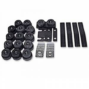 Tri-Five - Body Mounts - Body Mounts (Original Rubber)