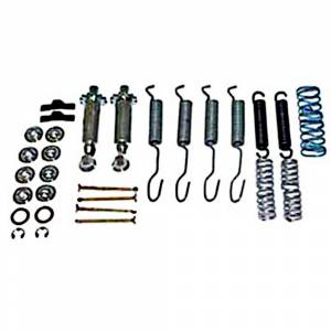 Classic Tri-Five Restoration Parts - Brake Restoration Parts - Brake Hardware Kits