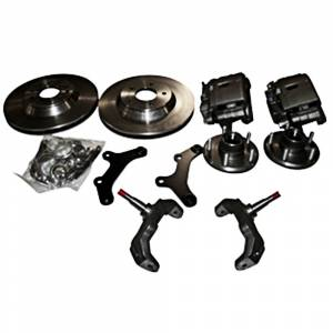 Classic Tri-Five Restoration Parts - Brake Restoration Parts - Disc Brake Conversion Parts