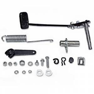 Classic Tri-Five Restoration Parts - Interior Restoration Parts & Trim - Clutch Pedal Parts