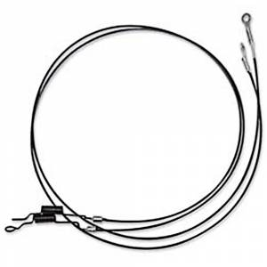 Classic Impala Parts Online Catalog - Convertible Parts - Top Holddown Cables