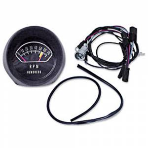Interior Parts & Trim - Dash Parts - Tachometer Conversions