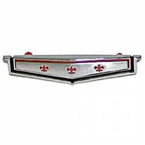 Classic Impala, Belair, & Biscayne Restoration Parts - Emblems - Roof Panel Emblems