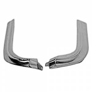 Exterior Restoration Parts & Trim - Grille Parts - Grille Moldings & Trim