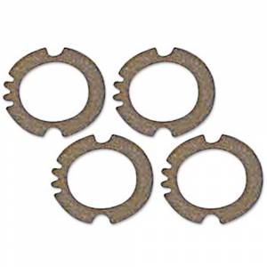 Weatherstriping & Rubber Parts - Lens Gasket Sets - Parklight Lens Gaskets
